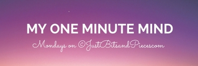 my one minute mind