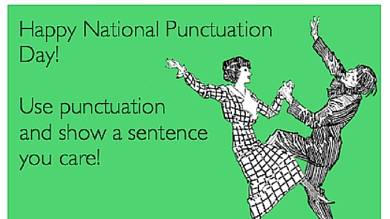 punctuation day
