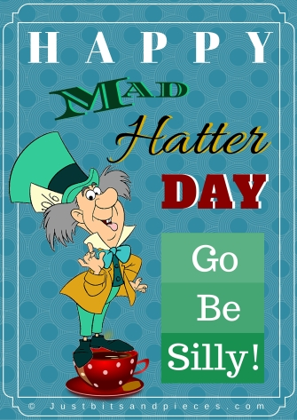 Mad Hatter Day